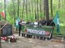 Obchody 69 rocznicy zamordowania przez oprawców z UB - 12 żołnierzy Konspiracyjnego Wojska Polskiego.